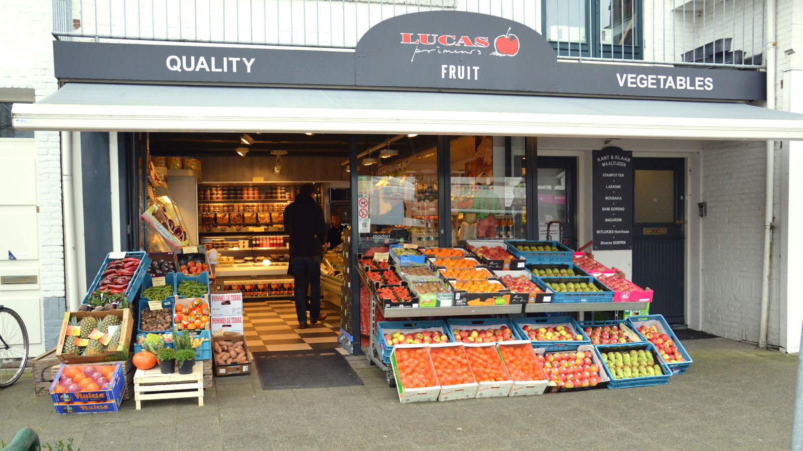 Groente en Fruithandel Lucas Primeurs