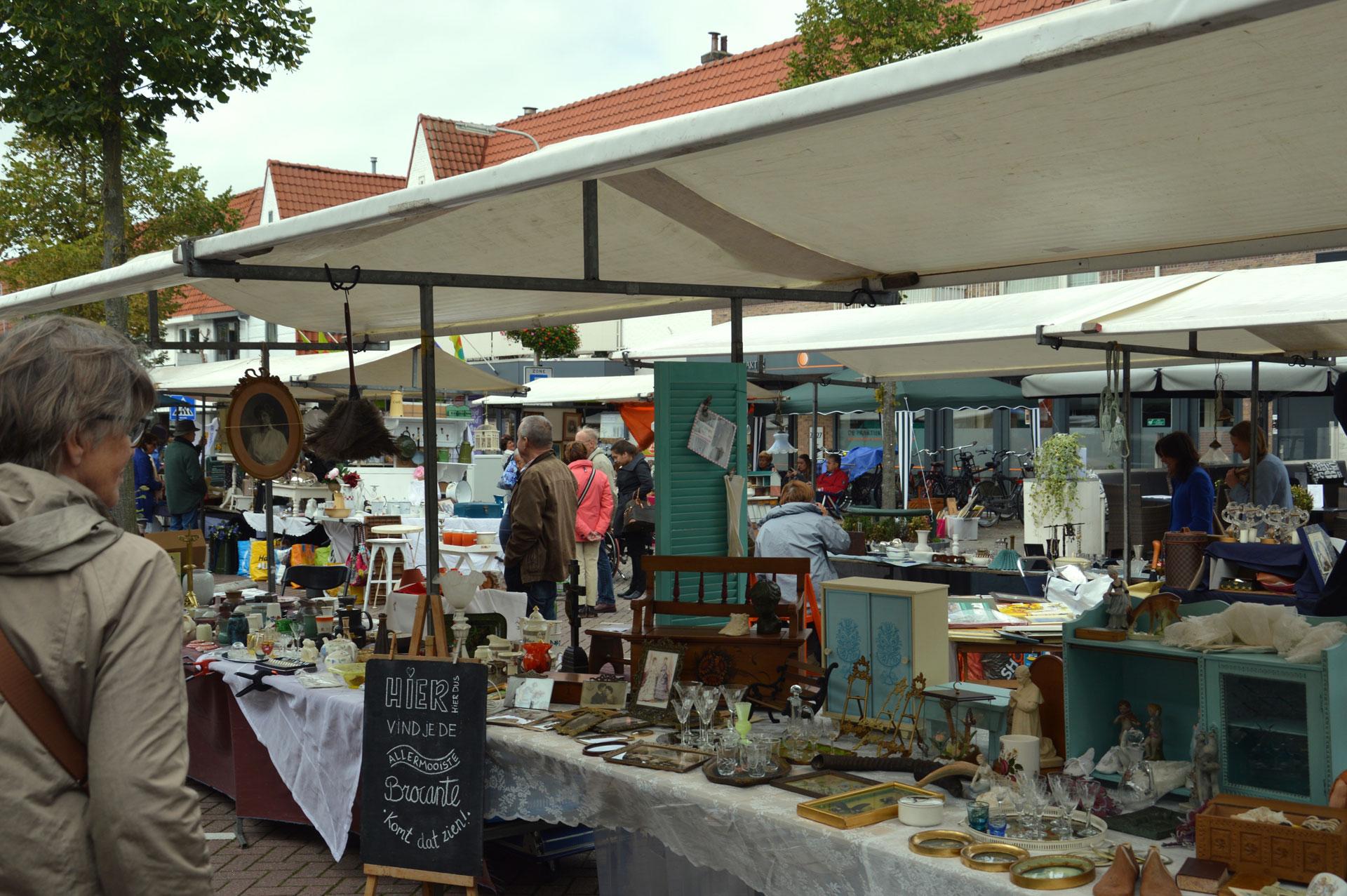 GEANNULEERD - Brocantemarkt 2017