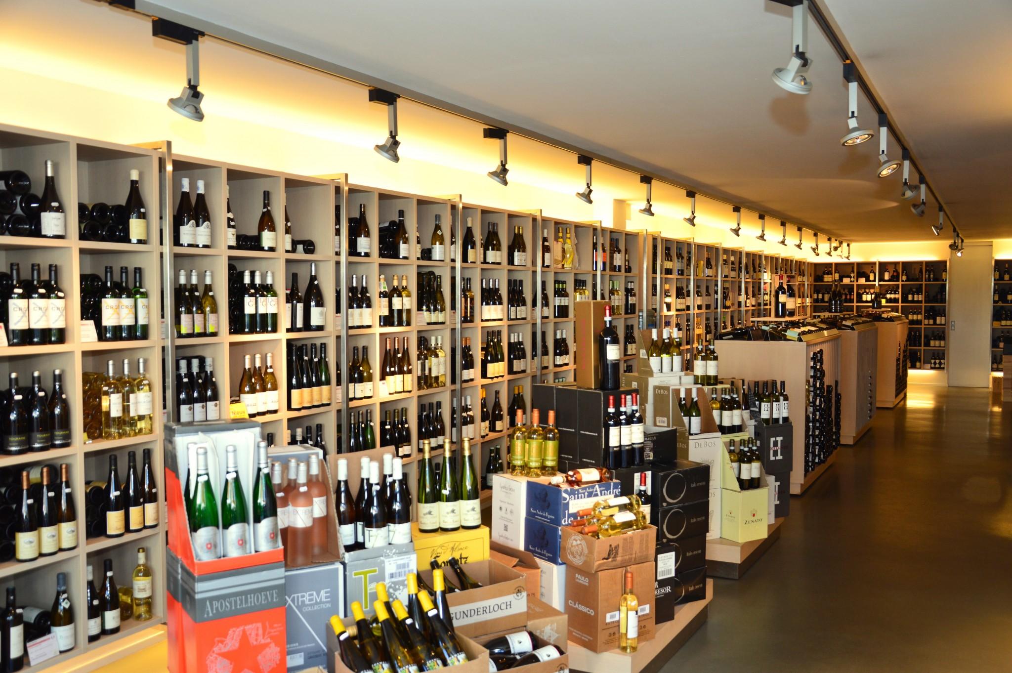Wijnspeciaalzaak Le Grand Cru
